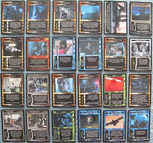 Terminator CCG Rare Cards