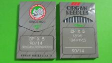20 Organ aghi,Macchina da cucire ago,STANTUFFI rotondi AGHI Amidi 90 JUKI DDL