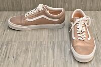 Vans Old Skool Casual Shoes, Unisex Size Men's 9.5, Women's 11, Rose Gold