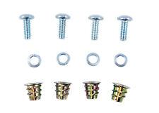 "Hidden Hardware Joystick Mounting Kit - 1/2"" Screws For Metal Plates"