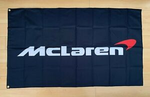 McLaren Flag 3x5 ft Banner 570S 720S Senna