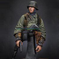 NEW Unassambled 1/9 Ancient Man Officer Bust Model Resin Unpainted Garage Kits