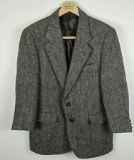 42S Vintage Harris Tweed  Sport Coat Jacket Blazer