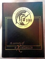 1997 Red Bluff High School Year Book 100th Year Anniversary Issue Red Bluff, CA