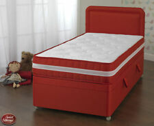 Solid Divan Beds with Mattresses for Children