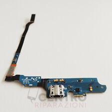 DOCK CARICA CONNETTORE FLAT RICARICA USB MICROFONO PER SAMSUNG GALAXY S4 i9505
