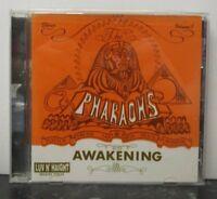 THE PHARAOHS ~ Awakening ~ CD ALBUM - USA PRESS