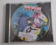 X Bob Dylan- Political World picture cd-