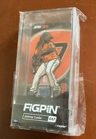 Johnny Cueto Figpin #447 San Francisco Giants #47 MLB LImited Edition Rare VHTF