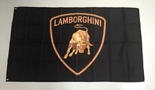 Lamborghini  Banner Flag - Car Italy GT Collectible Mechanic Workshop Man Cave