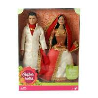 Barbie and Ken in India (Color May Vary) - Free Worldwide Shipping