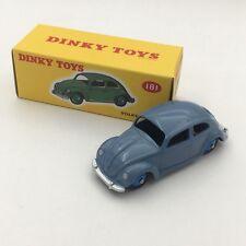 1:43 Dinky Toys 181 Volkswagen VW Beetle Diecast Models Atlas