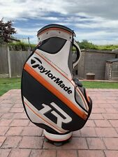 TAYLORMADE R1 TOUR BAG /6-WAY DIVIDER / BLACK ,ORANGE, WHITE / TAGTAY057