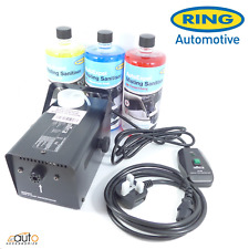 More details for ring interior sanitizing area room  bacteria cleansing steam misting machine
