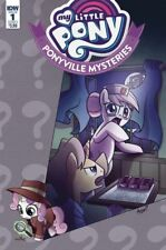 My Little Pony Ponyville Mysteries #1 (Cover A - Garbowska)
