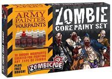 The Army Painter BNIB Zombicide Core Paint Set