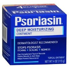 Psoriasin Multi-Sintomo Sollievo Unguento psoriasi 4 OZ (ca. 113.40 g) (113 G) UK Stock NEW LOOK