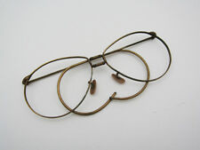 34191321ae Early UNUSUAL Sunglasses Spectacles FOLDING Glasses Antique Vintage Aviator