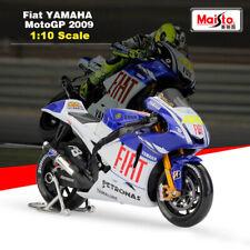 Maisto 1:10 Scale Motorcycle Model 2009 MotoGP YAMAHA Fiat #46 Valentino Rossi