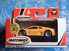 Matchbox Volkswagen W12 Concept #70 - 50th anniversary logo!