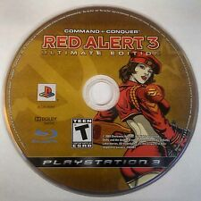 Command & Conquer Red Alert 3 - Ultimate Edition (PS3) DISC ONLY 5917