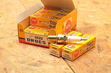 NGK 5522/5422 BR8ES Standard Spark Plugs Pack of 10 TEN