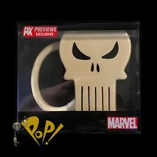Marvel Comics PUNISHER Netflix Coffee MUG Ceramic CUP Officially LICENSED!