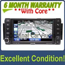 JEEP Wrangler CHRYSLER DODGE Navigation MyGig RHR Radio Player CD DVD MP3 SAT
