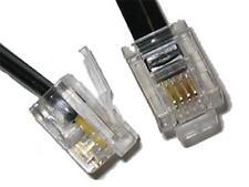 Western Telefonkabel RJ11 (6p4c) 1,5m Stecker auf Stecker