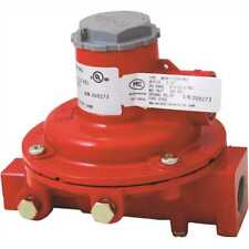 """MEGR-1122H-AAJ 1/4"""" X 1/2"""" FPT First 1st Stage Compact Regulator Propane 10psi"""