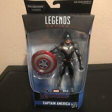 Hasbro Marvel Legends 6 inch Captain America Action Figure BAF Thanos Avengers