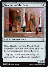 2x Watchers of the Dead (Hüter der Toten) Amonkhet Magic