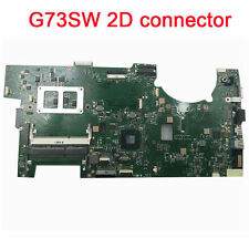 For ASUS G73SW Motherboard 60-N31MB1000-C08 2D Connector 4 RAM slots rev2.0
