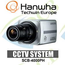 """Samsung SCB-4000PH A1 serie 1/2"""" verdadero día/noche cámara de alta resolución de 600TVL"""