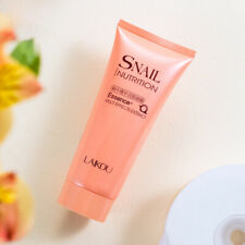 Snail Facial Cleanser Organic Natural Gel Face Wash Anti Aging Mild Exfoliating