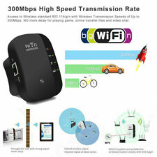 300 Mbps Wireless Wifi Signal Amplifier Repeater Range Network Router Extender