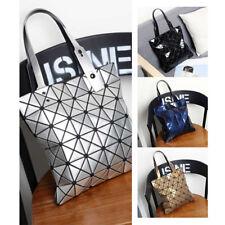 Fashion Women Bag Geometric Rhombus Ladies Bao Bao Style Design Messenge Bags US