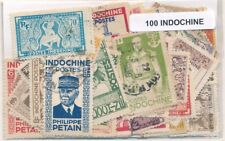 Indochina    US  Paquete  100 sellos diferentes