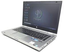 "*2175 PC Portatile Notebook 15"" HP Elite 8470P 16Gb Ram 240Gb SSD Core i5 Win 10"