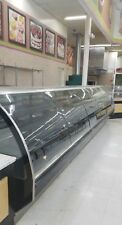 Used 28 ft Refrigerated bakery display case