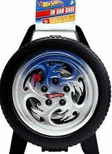"""Hot Wheels 30-Car Storage Case With Easy Grip Carrying Handle 8.5"""" X 4"""" X 10"""""""