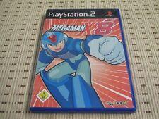 Megaman X8 Mega Man für Playstation 2 PS2 PS 2 *OVP*