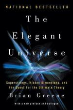 The Elegant Universe: Superstrings, Hidden Dimensions, and the Quest-ExLibrary