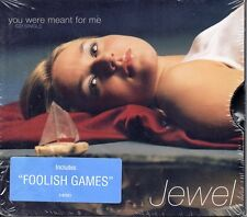 ★ MAXI CD JEWELYou were meant for me 2-track ecopack NEW SEALED USA    ★