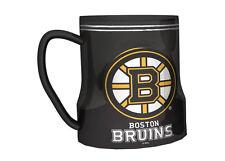 Boston Bruins Coffee Mug - 18oz Game Time [NEW] NHL Microwave Tea Warm Cup CDG