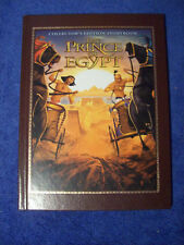The Prince of Egypt ~ Collector's Edition Storybook