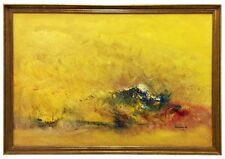 Ralph Rosenborg  - Original Oil on Canvas - Hand -signed by Artist