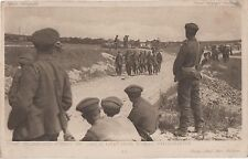 POSTCARD  MILITARY WWI Daily Mail Series 6  No.  43