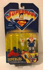 "Supergirl Kenner Action Figure About 4.5"" Superman Sealed!"