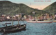 LA SPEZIA: Golfo - Le Grazie    1910